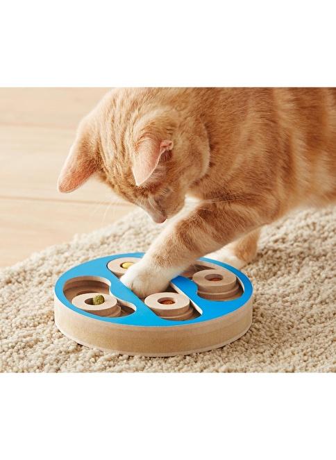 Tchibo Kedi Zeka Oyuncağı Kahve
